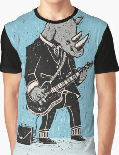 Corporate Rock Graphic T-Shirt