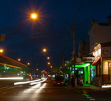 Images of Brunswick #10 Matsumoto, Lygon St  by Sharon McDowall