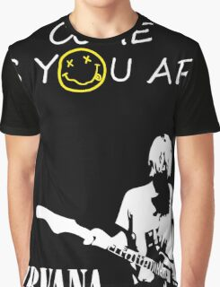 Come as you are - 2 Graphic T-Shirt