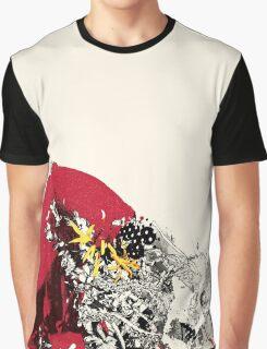 Masquerade Mask Graphic T-Shirt