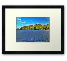 Linlithgow Palace Scotland Framed Print