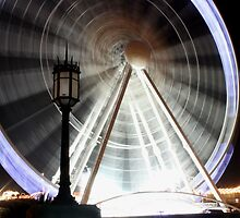 Brighton Eye by Christian Williams