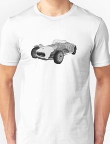 Lotus 7                 No number plate T-Shirt