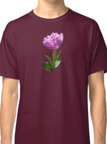 Fancy Pink Tulip Classic T-Shirt