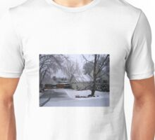 One Winter Day Unisex T-Shirt