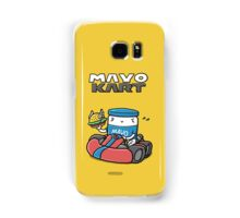 Mayokart - It's-a me, Mayo! Samsung Galaxy Case/Skin