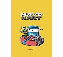 Mayokart - It's-a me, Mayo! Photographic Print