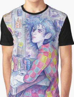 Salty Dog Graphic T-Shirt