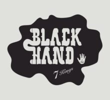 Black Hand Brand - Egg style by Albertism
