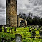 St John the Baptist, Morningthorpe by Darren Burroughs