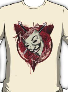 Remember Remember T-Shirt