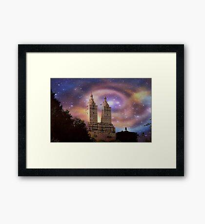 Central Park Magic!!! © Framed Print