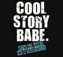 COOL STORY BABE by mcdba