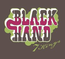 Black hand - Latino by Albertism