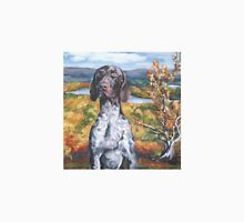 German Shorthaired Pointer Fine Art Painting Unisex T-Shirt