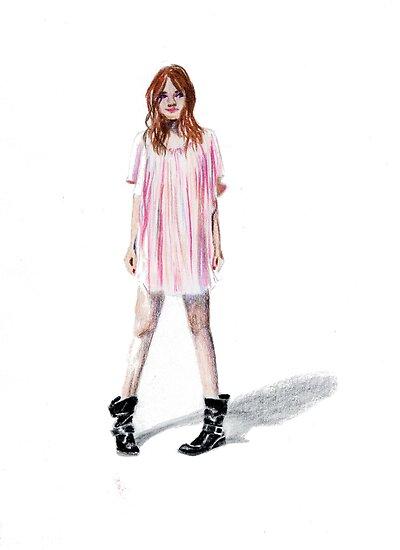 Karen Gillan by ArtLuver