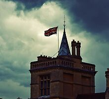 Oxford University by ForeverFrodo