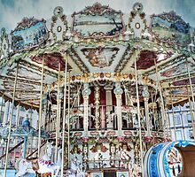 French Carousel by KatWarren