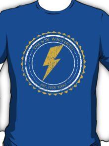 Harry Potter Lightning Seal  T-Shirt