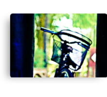 Ride Bokeh...Got 2 Featured Works Canvas Print