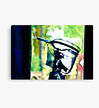 Ride Bokeh...Got 2 Featured Works Canvas Print