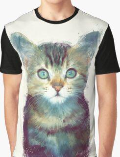 Cat // Aware Graphic T-Shirt