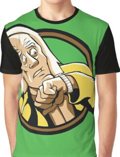 Time Travelers, Series 1 - Doc Brown (Alternate) Graphic T-Shirt