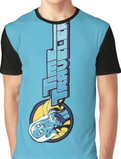 Time Travelers, Series 1 - Doc Brown Graphic T-Shirt