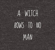 A Witch Bows To No Man Women's Relaxed Fit T-Shirt
