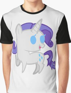 Rarity Chibi Graphic T-Shirt