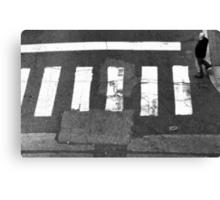 Piano Solo Canvas Print
