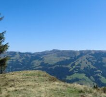 Tiroler Berge by VolkerPA