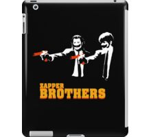 Zapper Brothers iPad Case/Skin
