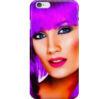 Violet Vixen iPhone Case/Skin