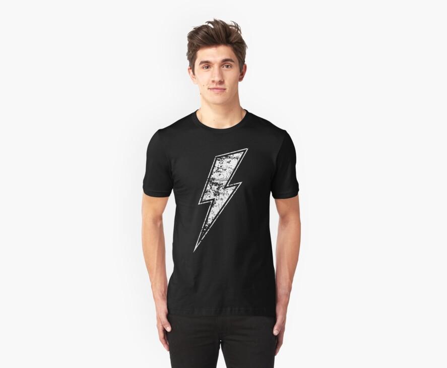 Harry Potter Lightning Bolt by Elle Campbell
