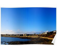 FALMOUTH SEAFRONT Poster