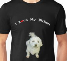 I Love My Bichon (Bichon Friese) Unisex T-Shirt
