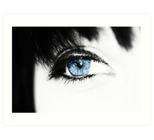 Deceptively Yours... Art Print