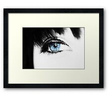 Deceptively Yours... Framed Print