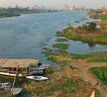 The Nile by Valgal212