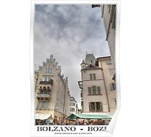 bolzano - bozen Poster