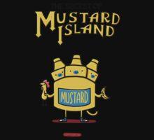 Look behind you, a three-headed mustard! Kids Tee