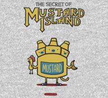 Look behind you, a three-headed mustard! One Piece - Short Sleeve
