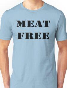 MEAT FREE Unisex T-Shirt