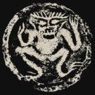 Chinese Zodiac Monkey Abstract by ChineseZodiac