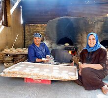 Bread Bakers in Egypt by Valgal212