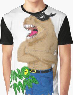 Dino Man Graphic T-Shirt