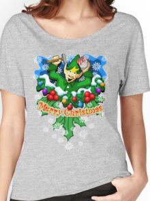 WORKSHOP ELF (6of7) Women's Relaxed Fit T-Shirt