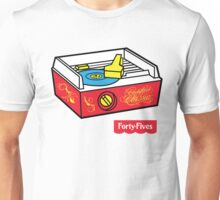Forty-Fives Unisex T-Shirt