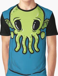 Pocket Cthulhu Graphic T-Shirt